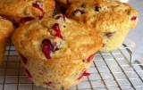 Cranberry and Orange Muffins